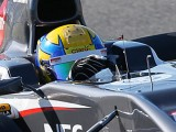 Gutierrez secures first top 10 qualifying of career