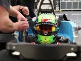 Video: Schumacher completes Haas Formula 1 seat fitting