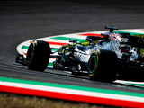 Qualy: That's 95 for Hamilton with first Tuscan pole