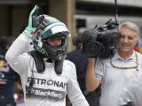 Rosberg holds out to take first F1 win at Interlagos