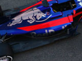 Bold new look for Toro Rosso