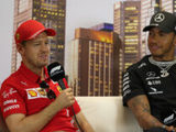 Ecclestone – Vettel/Hamilton pairing good for F1