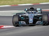 Barcelona F1 testing: Mercedes' Valtteri Bottas sets morning pace