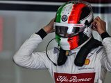 Giovinazzi on going from 'hero to s**t to hero' again