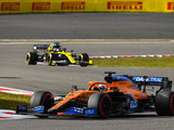 Eifel GP: Race team notes - McLaren