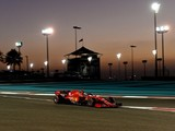 Leclerc disappointed not to repeat strong Abu Dhabi Q1 in final session
