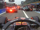 Aston Martin, Alpine fined after pit-lane chaos