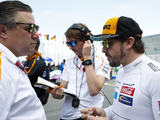 """""""Rare breed"""" Alonso a """"worthy competitor to race against"""" - Brown"""