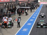 Ten-place grid penalties for loose wheels