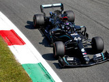 Hamilton not to blame for pitlane error