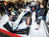 Williams's delayed 2019 Formula 1 car hits the track in testing