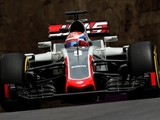 Grosjean happier over Haas handling