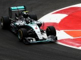 Nico Rosberg: No anger in Mexico pole lap