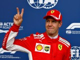 Race: Early attack hands Vettel the Belgian GP win
