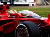 In photos: Vettel debuts 'shield' at Silverstone