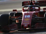 Leclerc: Lowly position on F1 test day one reflects Ferrari approach