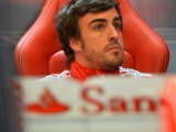 Alonso battled headaches, back pain