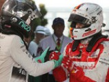 Vettel invited to Merc debrief