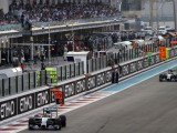 Hamilton secures second title with Abu Dhabi victory