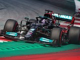 Rear damage from F1 Austrian GP kerb cost Hamilton 30 points of downforce