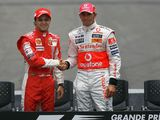 Felipe Massa: Lewis Hamilton on the same level as Michael Schumacher and Ayrton Senna