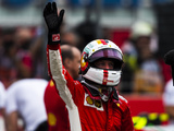 Vettel secures pole on home ground