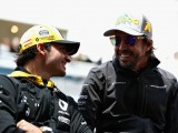 Alonso backs Sainz to be McLaren success
