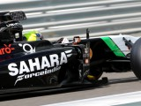 Force India trials 'Info Wing' device