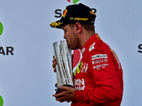 The tyres didn't give the performance I'd expected – Sebastian Vettel