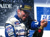 F1 world champion Damon Hill items raise £33,000 in FIA charity auction
