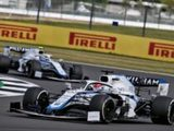 Williams 'pleased with pace and result' at Silverstone
