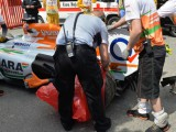 Force India oppose Pirelli changes