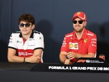 Vettel unsure if it will get 'political' with Leclerc