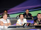 European GP: Friday Press Conference