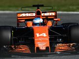 Fernando Alonso labels stunning P7 'a gift' for McLaren