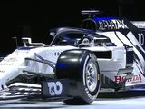 Alpha Tauri's 2020 car revealed in a spectacular show