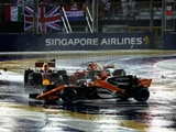Alonso's Singapore engine given all-clear