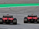 Ferrari dynamic won't improve until Vettel leaves