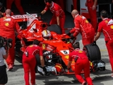 Vettel to start last after Q1 engine problems