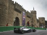 Wolff 'Pretty Pleased' to see Mercedes second and third on Baku Grid