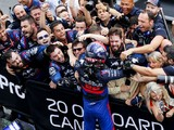 Honda: Kvyat Germany podium was reward for Toro Rosso's '18 efforts