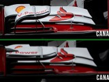 Technical: Ferrari's F138 Canadian upgrades