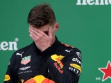 Verstappen: Penalties 'all over the place' in 2018