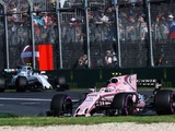 Ocon pleased with first F1 point
