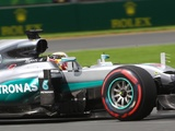 Hamilton on pole amidst qualifying shambles
