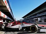 Barcelona F1 Test 2 Times - Tuesday 12pm