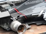 Haas hopes to be compensated for $750,000 drain-cover-crash damage