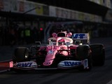 Racing Point's 2020 F1 challenger breaks cover
