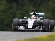Hamilton and Rosberg make Q3 mistakes but take 1-2