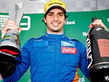 Why Carlos Sainz wasn't stripped of his maiden F1 podium in Brazil